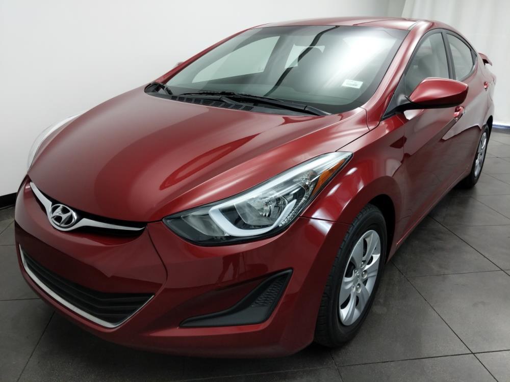2016 Hyundai Elantra SE - 1050158029