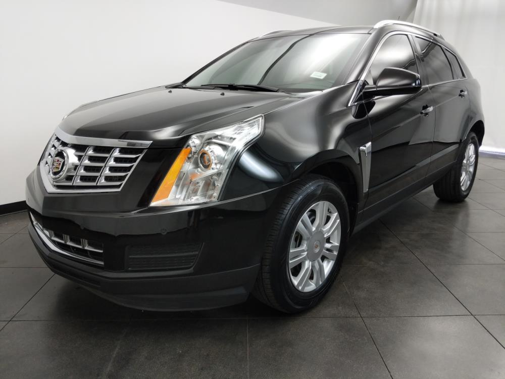2014 Cadillac SRX Luxury Collection - 1050158107
