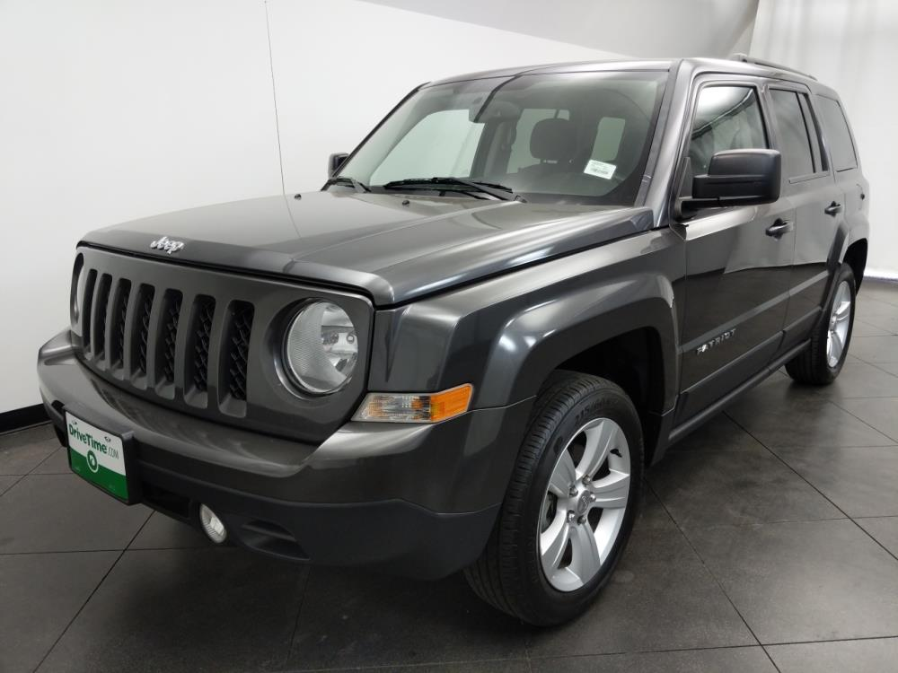 2014 Jeep Patriot Latitude - 1050158115