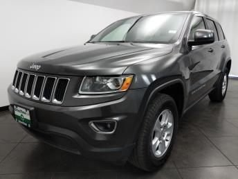 2016 Jeep Grand Cherokee Laredo - 1050158191