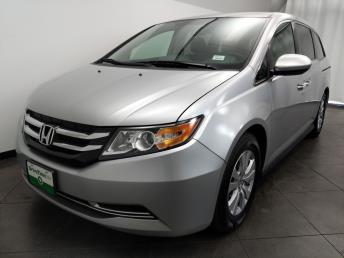 Used 2015 Honda Odyssey