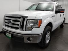 2010 Ford F-150 SuperCrew Cab XL 5.5 ft