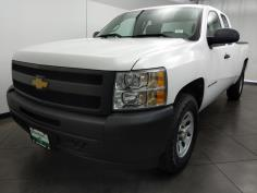 2012 Chevrolet Silverado 1500 Extended Cab Work Truck 6.5 ft