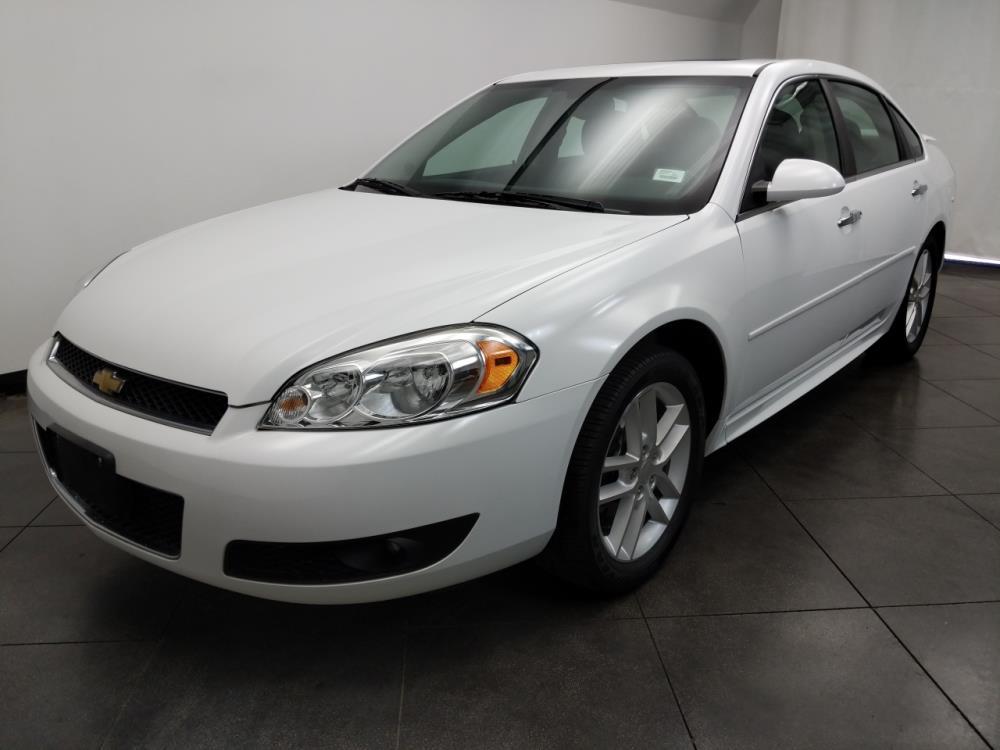 info chevrolet vehicle impala inventory details ltz