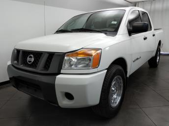 Used 2008 Nissan Titan