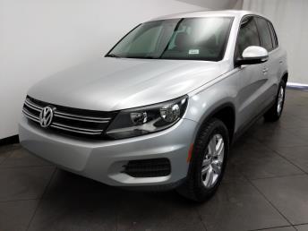 Used 2012 Volkswagen Tiguan