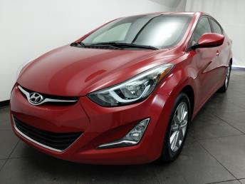 2014 Hyundai Elantra SE - 1050158648