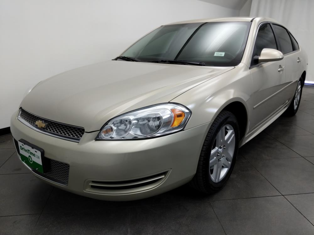 2012 Chevrolet Impala LT - 1050158707