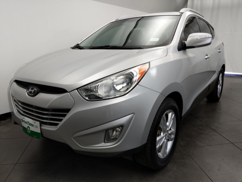 2013 Hyundai Tucson GLS - 1050158780