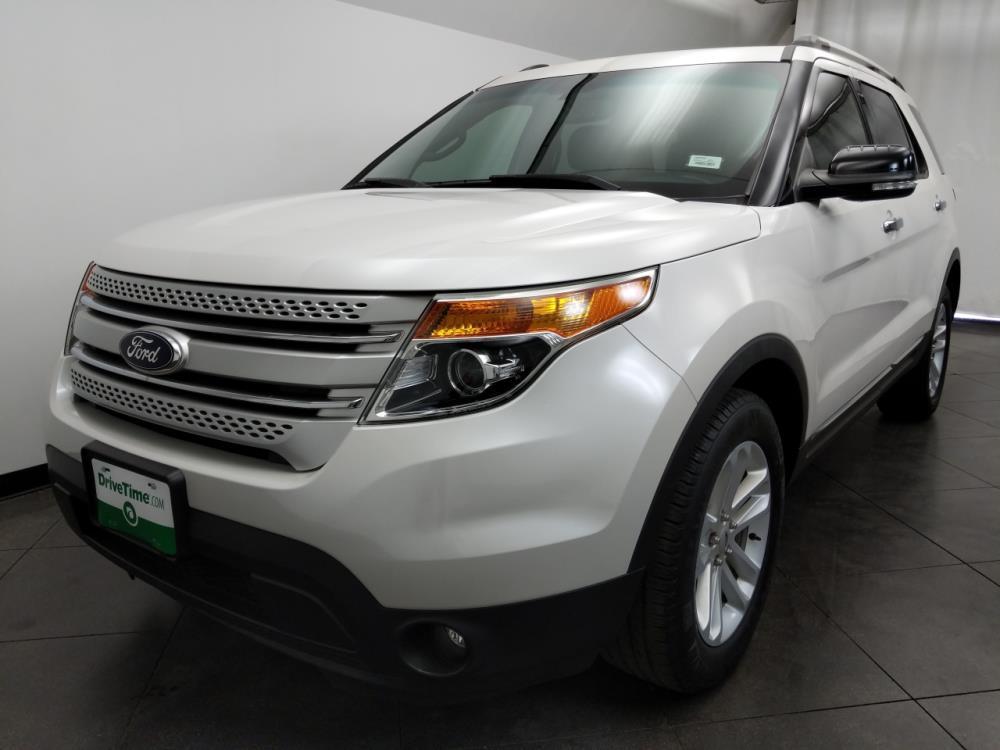 2015 Ford Explorer XLT - 1050158806