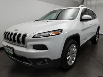 2017 Jeep Cherokee Limited - 1050159011