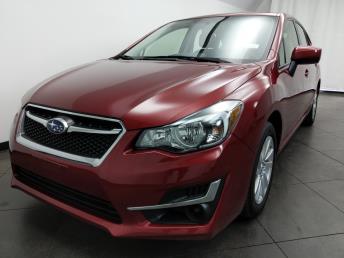 2015 Subaru Impreza 2.0i Premium - 1050159025