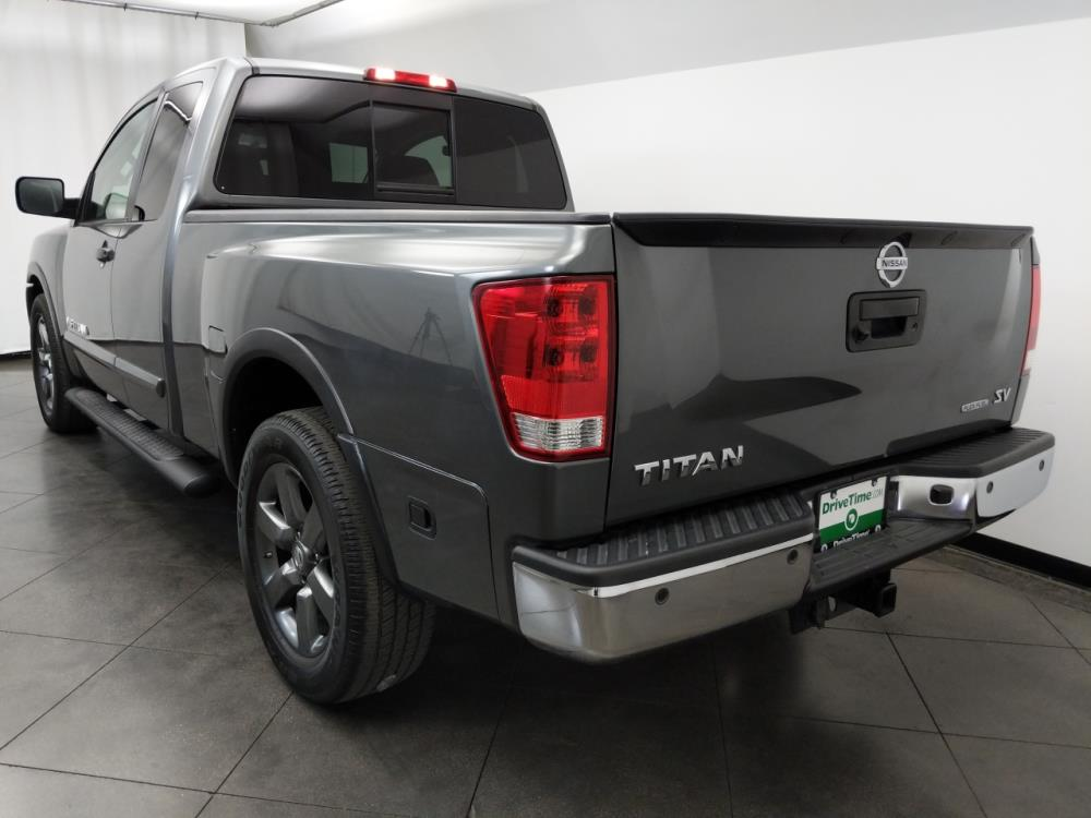 2015 Nissan Titan King Cab SV 6.5 ft - 1050159067