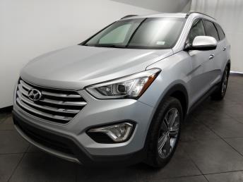 2015 Hyundai Santa Fe GLS - 1050159107