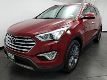 2014 Hyundai Santa Fe Limited - 1050159117