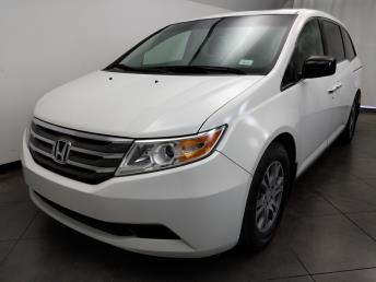 2013 Honda Odyssey EX-L - 1050159206