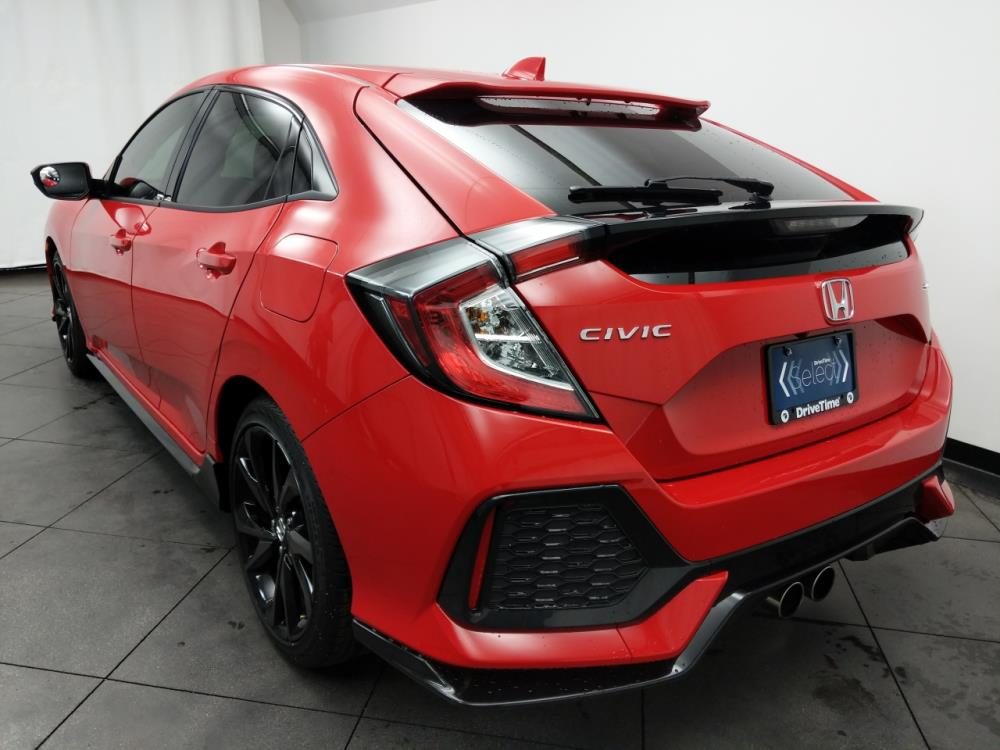 2017 Honda Civic Sport - 1050159208