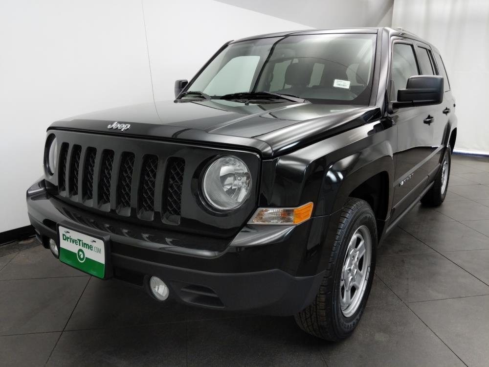 2017 jeep patriot sport for sale in albuquerque 1050159268 drivetime. Black Bedroom Furniture Sets. Home Design Ideas