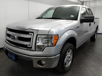 2014 Ford F-150 SuperCrew Cab XLT 5.5 ft - 1050159351