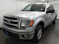2014 Ford F-150 SuperCrew Cab XLT 5.5 ft