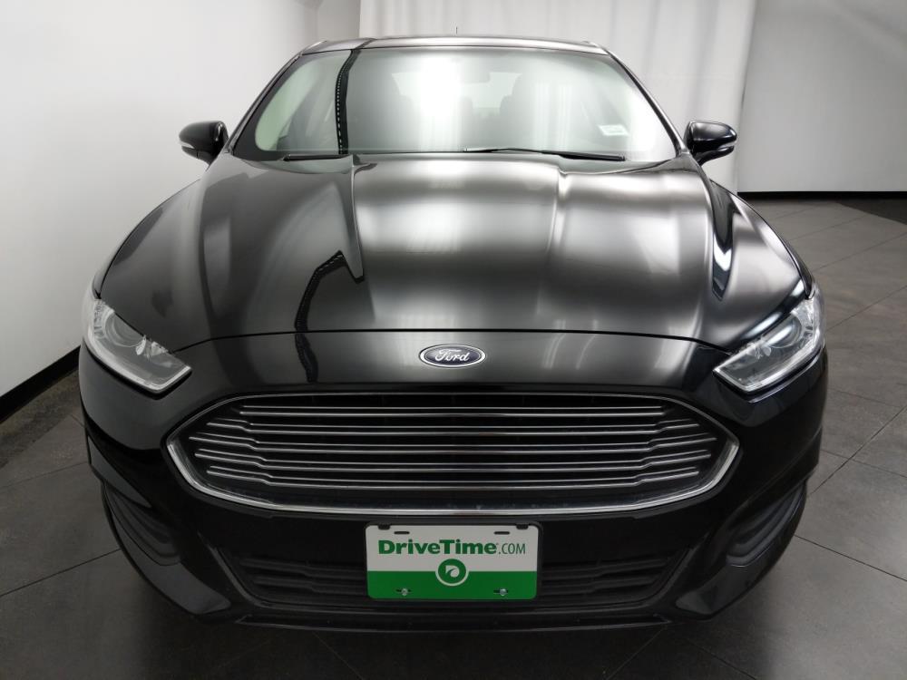 2016 Ford Fusion SE - 1050159423