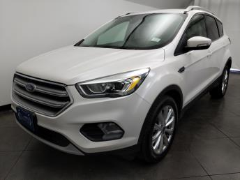 2017 Ford Escape Titanium - 1050159449