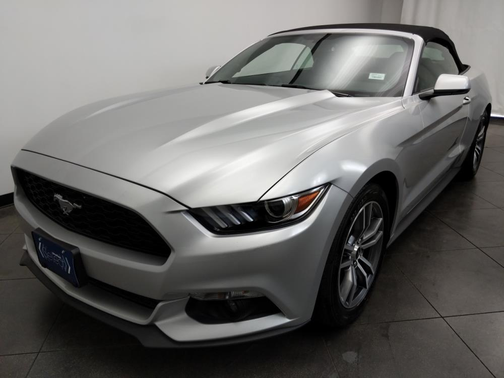 Drivetime Payment Center >> 2017 Ford Mustang EcoBoost Premium for sale in Phoenix | 1050159458 | DriveTime