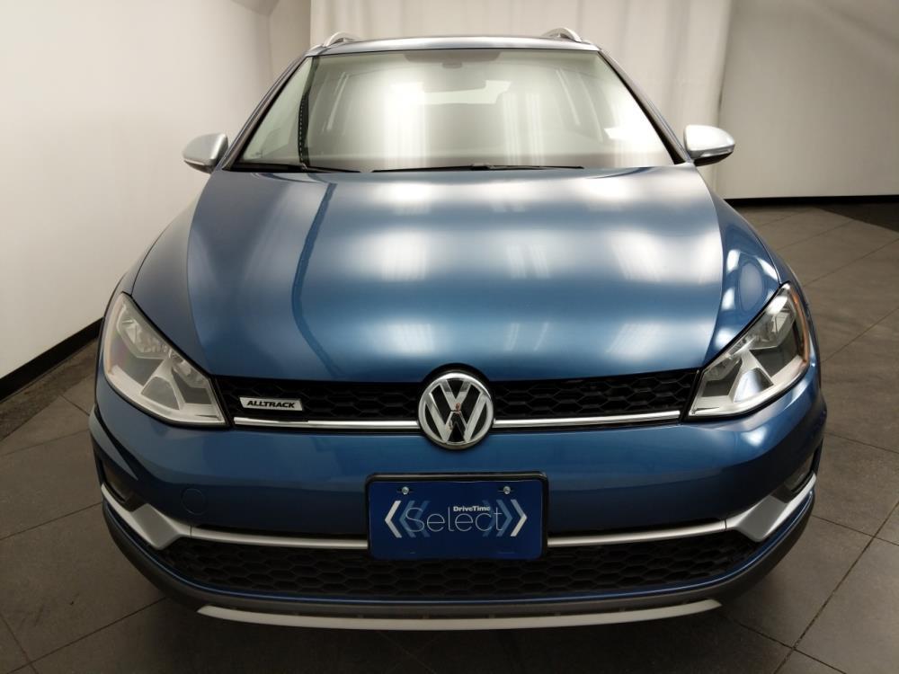 2017 Volkswagen Golf Alltrack TSI SEL - 1050159501