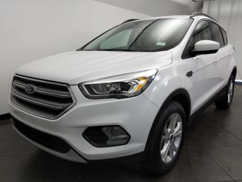 Used 2017 Ford Escape