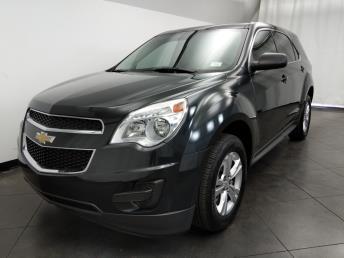 2014 Chevrolet Equinox LS - 1050159616