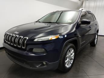 2014 Jeep Cherokee Latitude - 1050159838