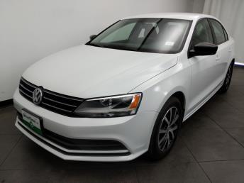 2016 Volkswagen Jetta 1.4T SE - 1050159928