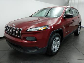 2014 Jeep Cherokee Sport - 1050159946