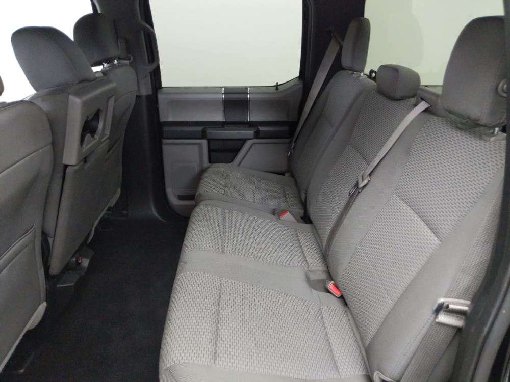2016 Ford F-150 SuperCrew Cab XLT 5.5 ft - 1050159963