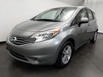 2014 Nissan Versa Note S Plus - 1050160012