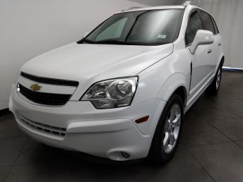 Used 2014 Chevrolet Captiva