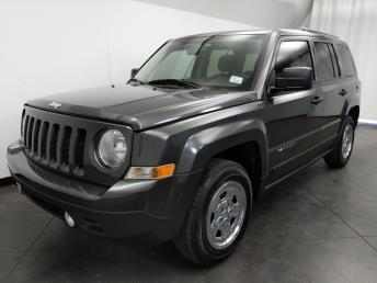 2017 Jeep Patriot Sport - 1050160276