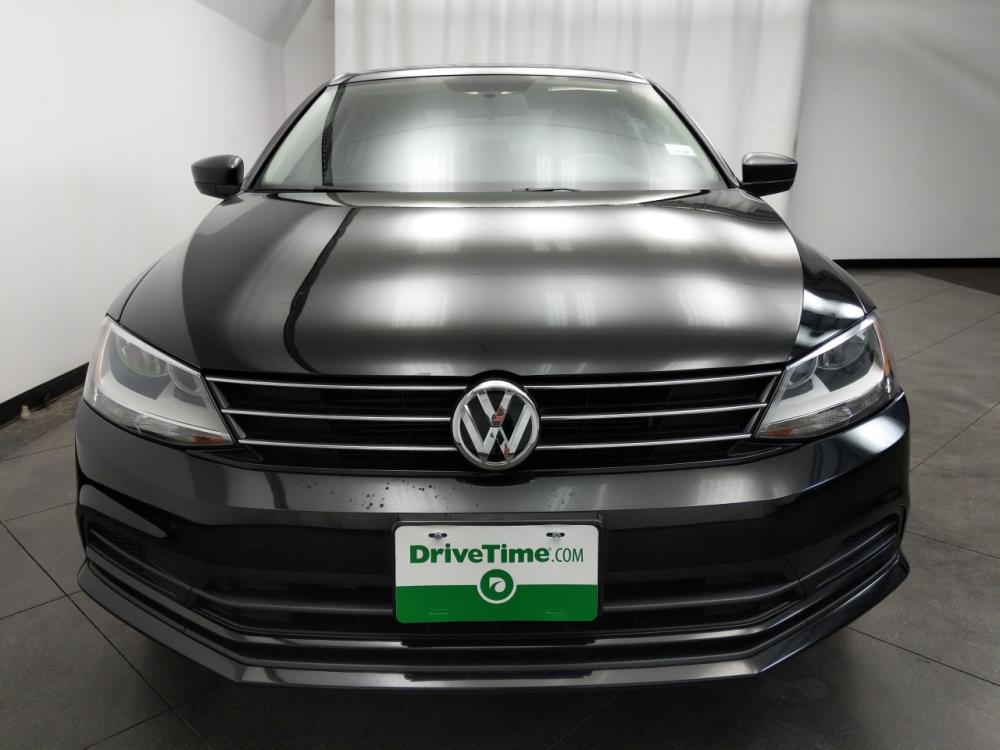 2015 Volkswagen Jetta 1.8T SE - 1050160431