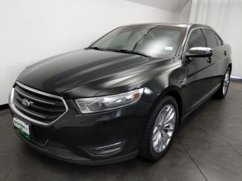 2013 Ford Taurus Limited - 1050160534