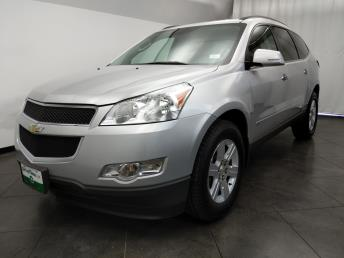 Used 2010 Chevrolet Traverse
