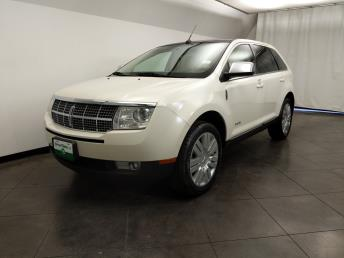 2008 Lincoln MKX  - 1050160709