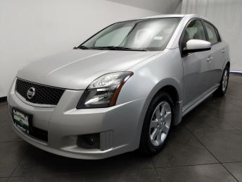 Used 2012 Nissan Sentra