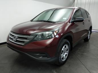Used 2013 Honda CR-V