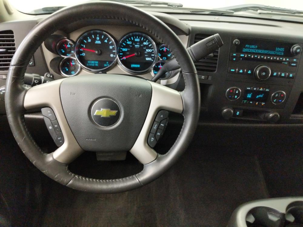 2012 Chevrolet Silverado 1500 Extended Cab LT 6.5 ft - 1050160847