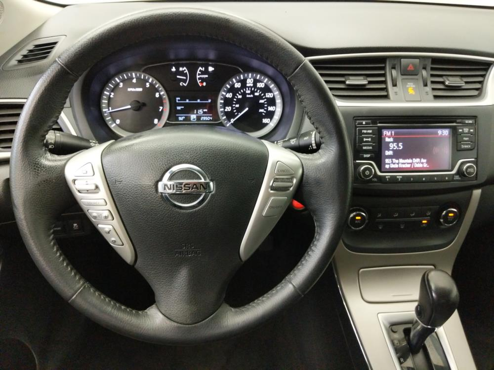 2015 Nissan Sentra SV - 1050160880