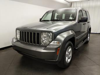 Used 2012 Jeep Liberty
