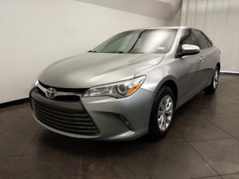 2015 Toyota Camry LE - 1050161220