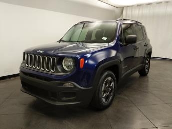 Used 2017 Jeep Renegade