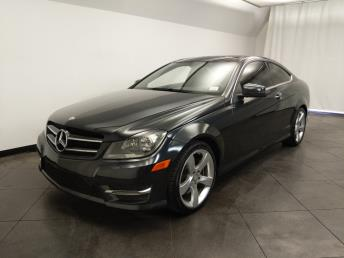 Used 2015 Mercedes-Benz C350