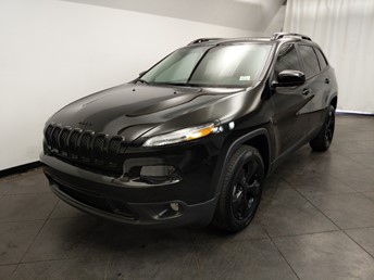 Used 2018 Jeep Cherokee